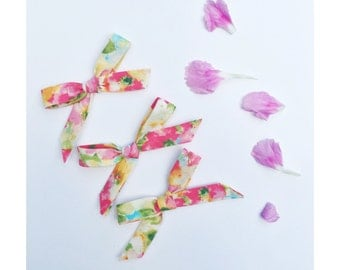 Petite Bow Clips