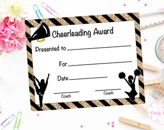 Cheerleading certificate cheerleading award cheerleading cheerleading certificate cheerleading award cheerleading diy cheerleading printable cheerleading achievement end yelopaper Image collections