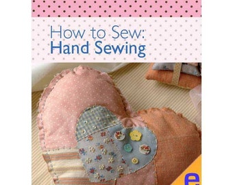 How to Sew: Hand Sewing eBook (804018)