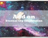 Add on = Eternal Sky Illustration
