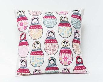 Matrioska Pillow