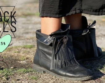Fringes for your shoes / Shoes accessories