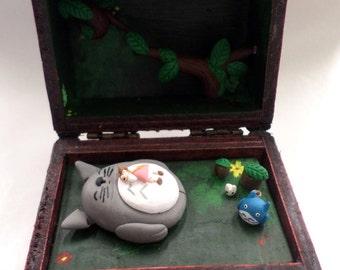Trunks: Totoro (Studio Ghibli)