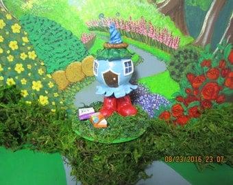 Fairy House, Handmade