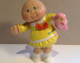 Cabbage Patch Kid Figure - Poseables Premie