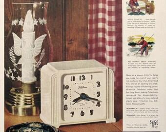 1954 Kroehler Furniture Ad Valentine Seaver Designs