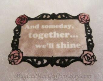 Magical Girl Revolutionary Girl Utena Finale Together We'll Shine Yuri Pins