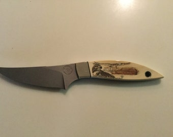 H. Heitler custom knife