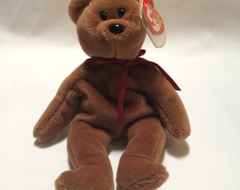 Vintage TY Beany Baby Teddy
