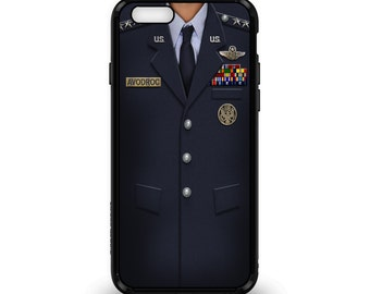 iPhone/Samsung Case Airforce