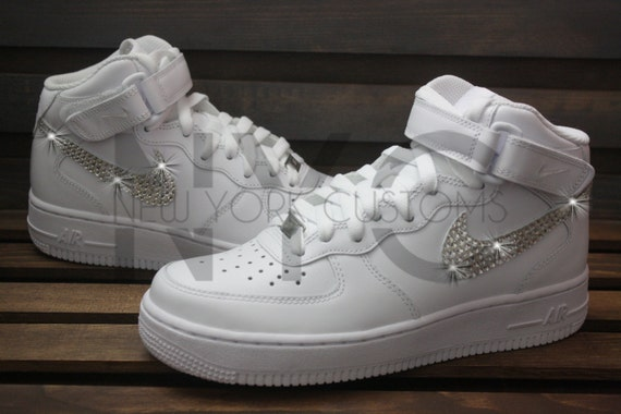 nike air force mid top