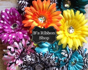 "4"" Gerber Daisy Grab bag of 20"