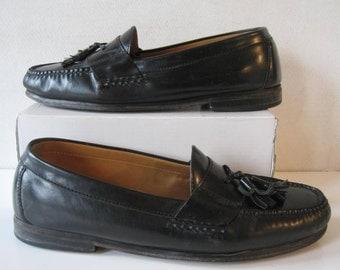 COLE HAAN Dress Loafers Shoes Size: 10 D Men's Leather Vintage