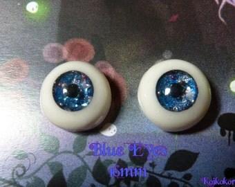 Handmade 16MM - Blue eyes