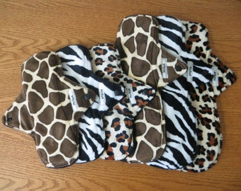 Build Your Own Reusable Cloth Pad