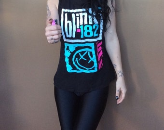 Blink 182 Girl At The Rock Show Tank