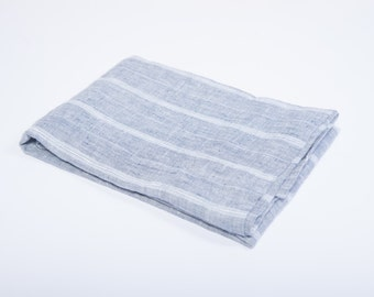 Linen Pillow Cases - Stripes