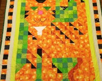Orange Kitty Kat