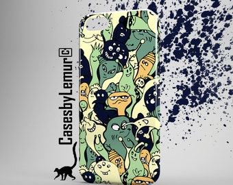 MONSTER Case For Samsung Galaxy S6 case For Samsung Galaxy S6 edge case For Samsung S6 case For Samsung S6 edge case For J7 Alpha J5 A3 A5