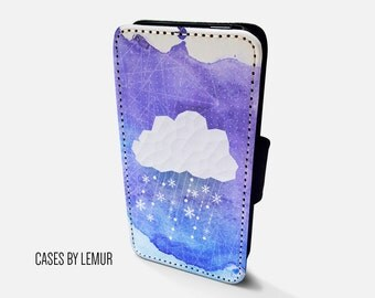 CLOUD Iphone 6s Plus Wallet Case Leather Iphone 6s Plus Case Leather Iphone 6s Plus Flip Case Iphone 6s Plus Leather Wallet Case Cover