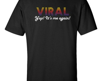Funny Quote T Shirt VIRAL Vintage Retro Meme 9GAG Gift Insta LOL S M L XL 2XL