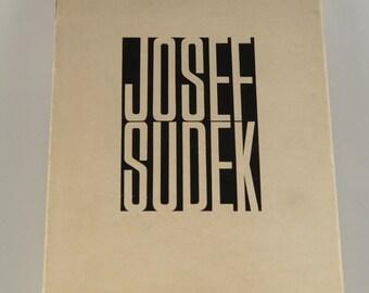 Josef Sudek - Photography 1956 (Fotografie) - first edition