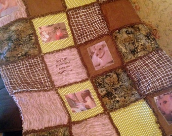 Memory Rag Quilts for Babies Lots of size options : memory rag quilts - Adamdwight.com