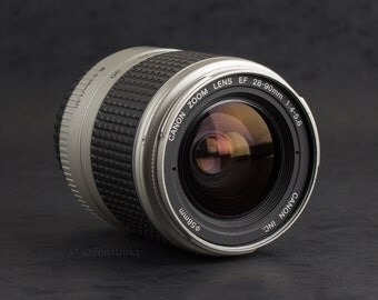 Canon EF 28-90mm 4-5.6 AF Zoom Lens For EOS Film Digital Full Frame