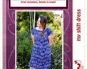 Dress Pattern, Sewing Pattern, Sewing Patterns Australia
