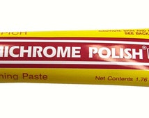 Simichrome Polish-1.76 0z/50grams-Metal Polish-Polishing Paste