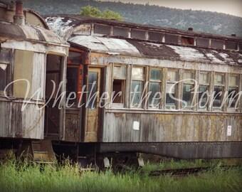 Ridin' the Rail