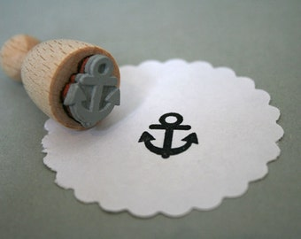 Stamp Anchor no. 1 - Anker 1