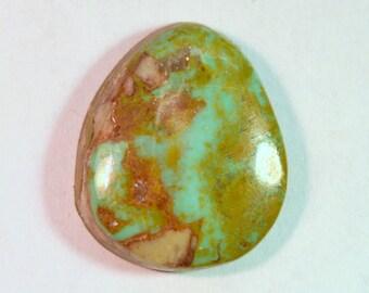 Turquoise Cabochon 5.47 Cts     ET121