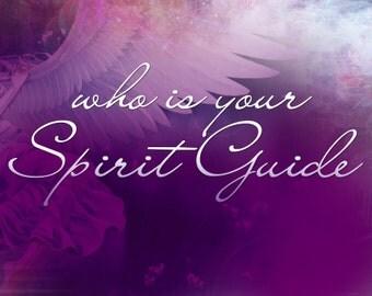 Spirit Guide Tarot Reading - Psychic Reading
