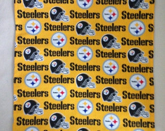"Pittsburgh ""Steelers"" 16""X16"" Pillow Case/Cover"