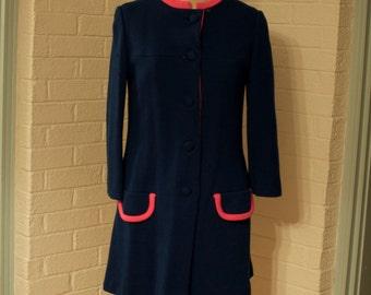 Vintage  Coat Dress