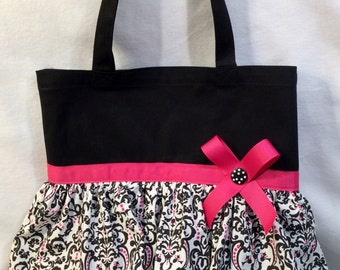Skirted Tote