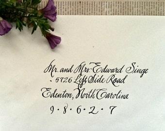 Calligraphy Service Etsy