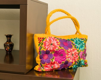 Beautiful bag of hand embroidered