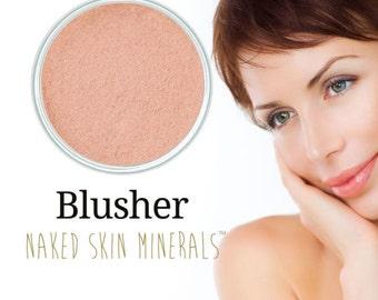 Naked Skin Mineral Makeup Blusher 10ml (3g) by NCinc.