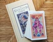Vintage Tarot Deck / The Enchanted Tarot
