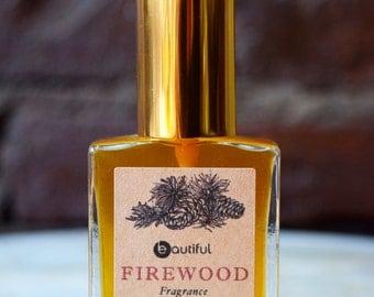 Firewood Essential Oil Perfume Spray