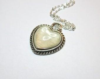 Valentines day gift Heart shape Birch necklace-birch bracelet -Real Birch Bark  jewelry -Birch Tree earrings - Bark bracelet