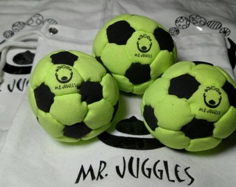 Weighted Juggling Ball Set