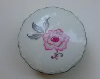 art deco porcelain box - Schaubach