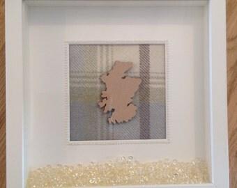 Scottish Tartan Frame