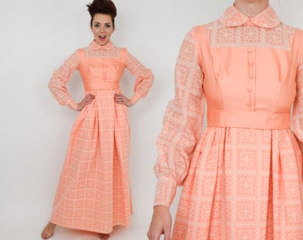Peach bridesmaid dresses – Etsy