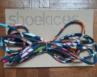 Fun Handmade Shoelaces Shoe laces - Limited edition fabric