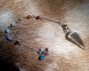 Crystal & Stone Pendulum