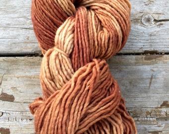 Merino Hand Dyed Yarn Worsted Weight